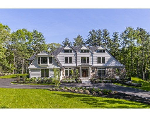 79 Walnut Road, Weston, MA